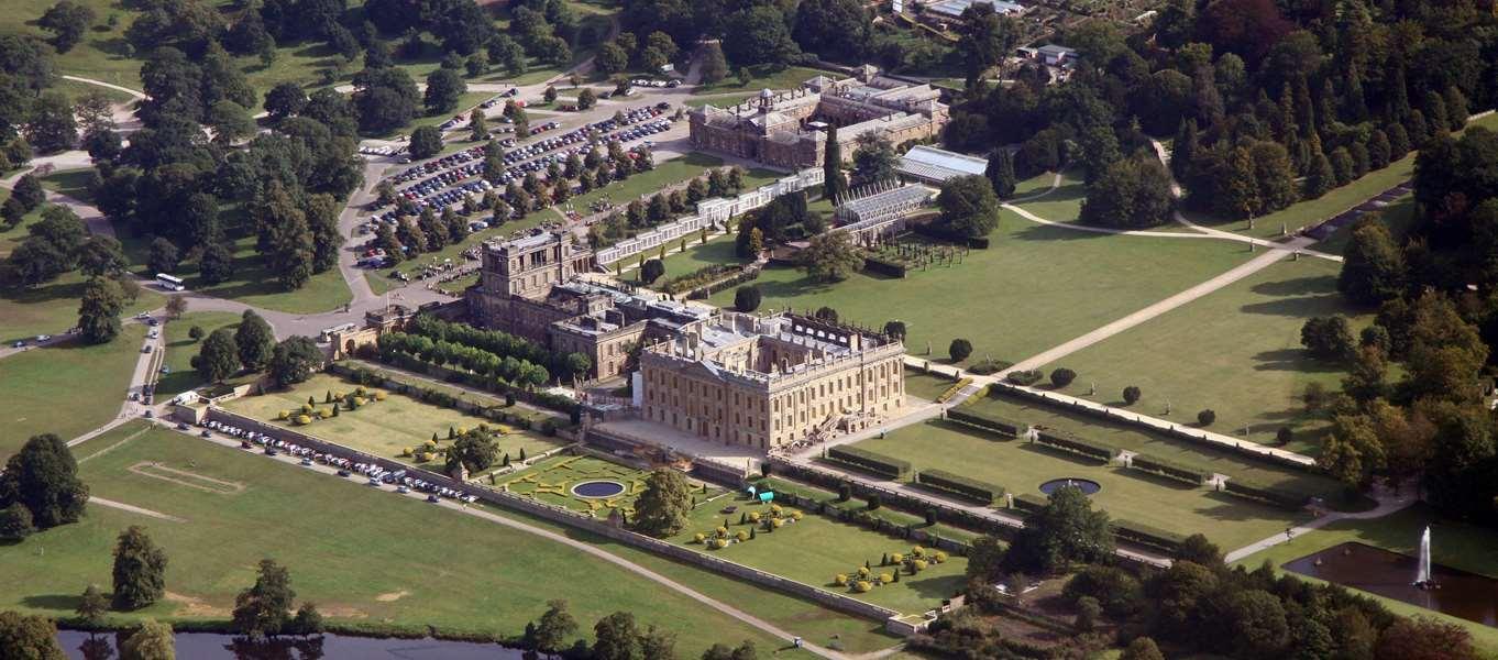 Campsites Near Chatsworth House