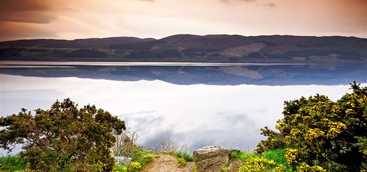 campsites near loch ness the best sites for loch ness. Black Bedroom Furniture Sets. Home Design Ideas