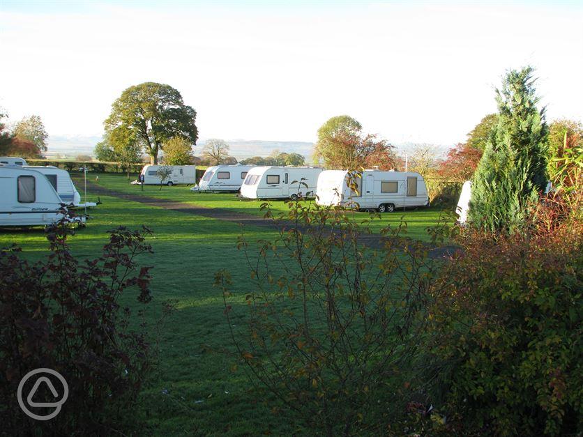 Crossfell Caravan Park In Penrith Cumbria