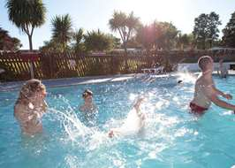 Campsites With Swimming Pools In Cornwall 40 Sites Listed