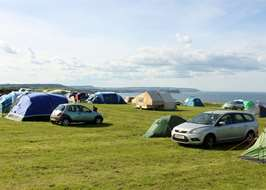 Scarborough campsites best camping in scarborough yorkshire for Scarborough campsites with swimming pool