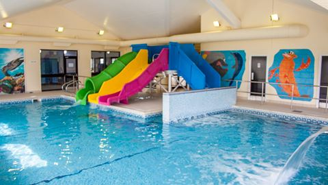 Crows nest caravan park in filey north yorkshire for Indoor swimming pool scarborough