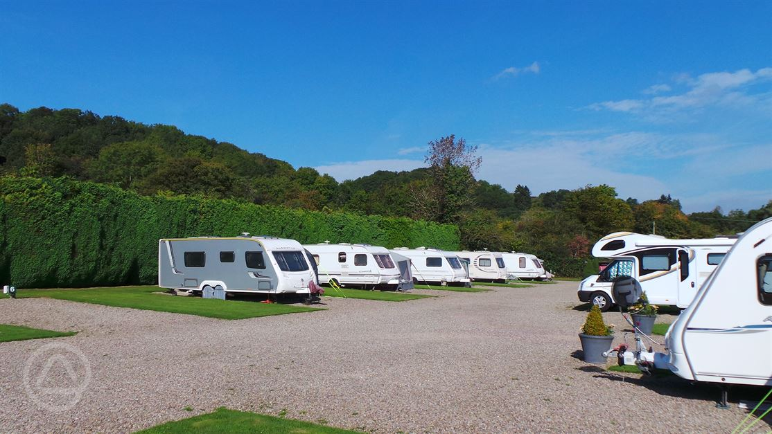 Orleton Rise Holiday Home Park Ludlow