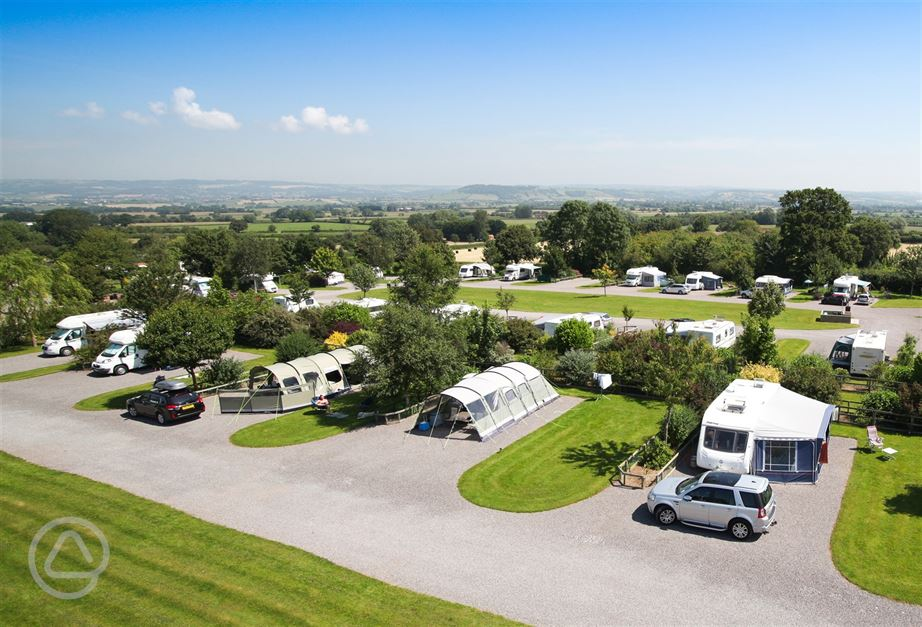 Touring Caravan Sites In Somerset