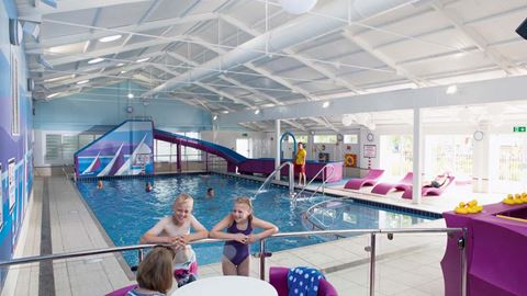 Seaview holiday park in weymouth dorset - Weymouth campsites with swimming pool ...