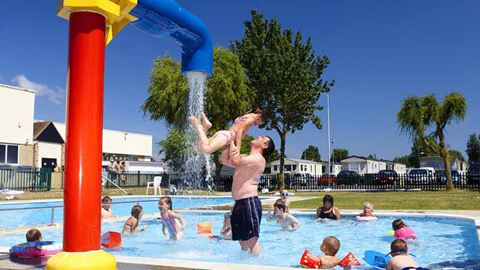 Seawick Holiday Park In Clacton On Sea Essex