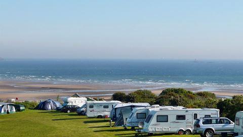 Touring Caravan Sites In Wales Near Beach