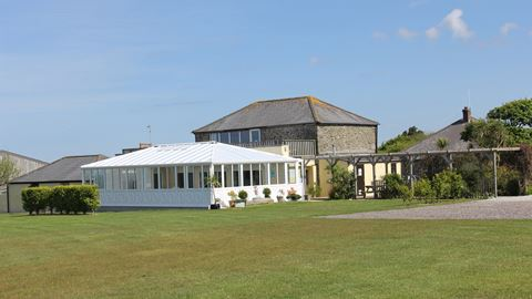 Lanyon Holiday Park In Redruth Cornwall