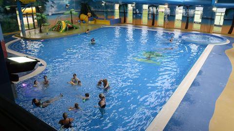 Billing aquadrome in great billing northamptonshire for Swimmingpool billig