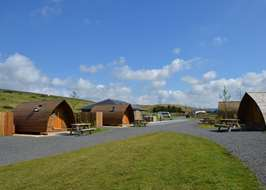 Campsites near Kielder Water and Forest Park