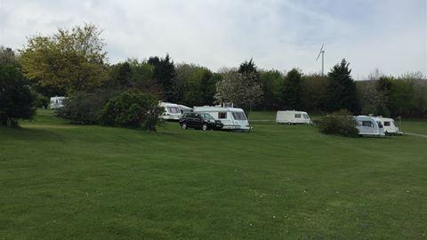 Touring Caravan Sites In Wooler Northumberland