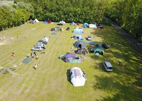 tent camp isle of sheppey