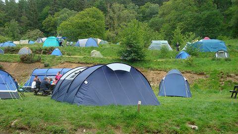 Swallow Falls Hotel Campsite in Betws Y Coed, Conwy
