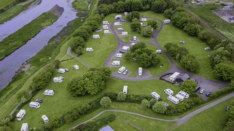 Wick Caravan and Camping Site in Wick, Highlands