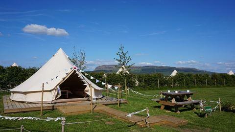 STRANDHILL CARAVAN AND CAMPING PARK - Campground