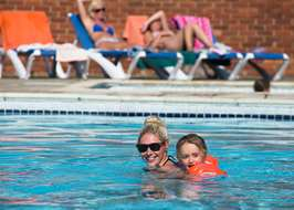 Campsites With Swimming Pools On The Isle Of Wight