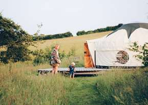 Campsites with fishing in Cornwall