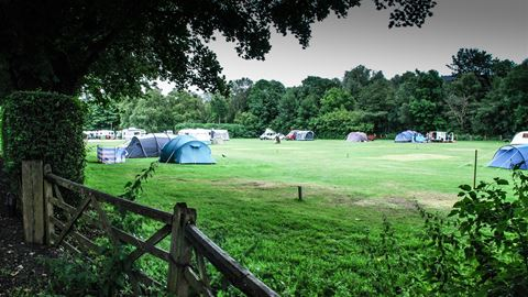 Adult Only Campsites Dog Friendly