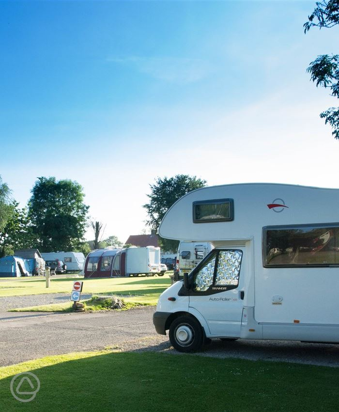Dog Friendly Caravan Parks