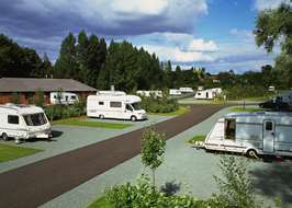 All year round campsites in the Cotswolds