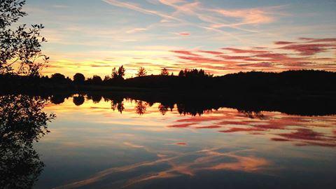 Aboyne Loch Caravan Park in Aboyne, Aberdeenshire