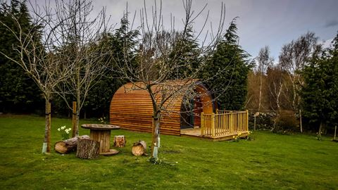 Derwent View Campsite in Consett, County Durham