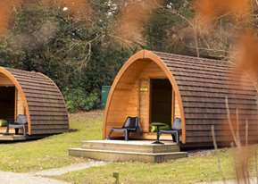 Glamping Pods And Camping Pods In Cumbria And The Lake District