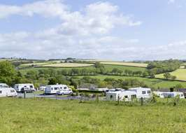 Seasonal Pitches For Touring Caravans In North Wales