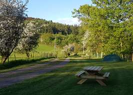 Campsites With Fishing In North West England
