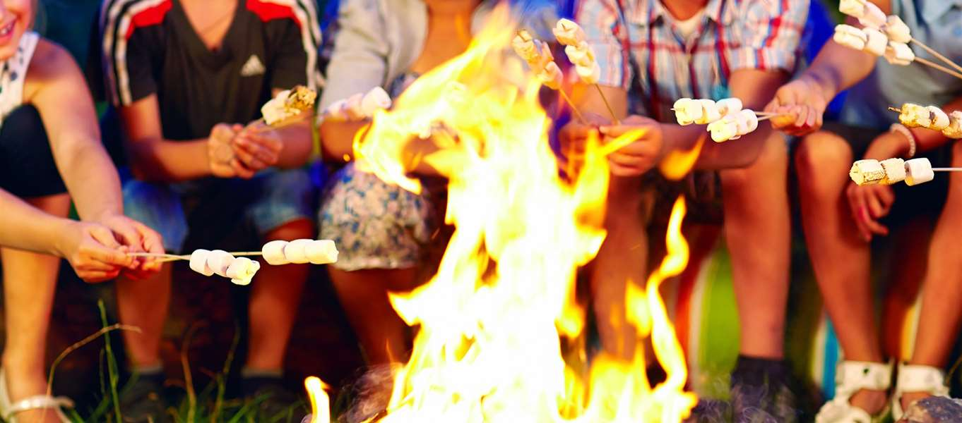 500 Campsites With Campfires The Best Campfire Campsites