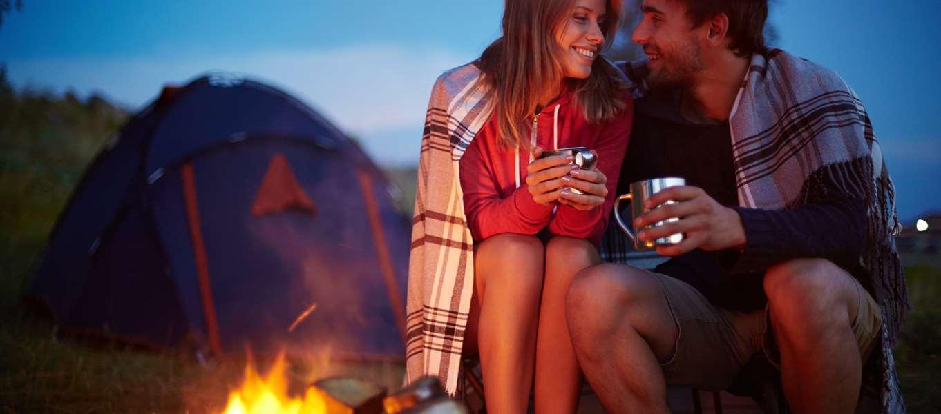 Romantic campsites - 475+ of the best romantic camping sites
