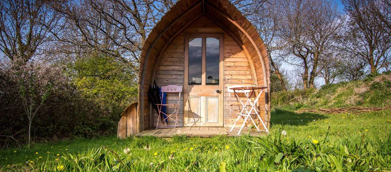 Camping And Glamping Pods For Hire At 425 Sites Across The Uk