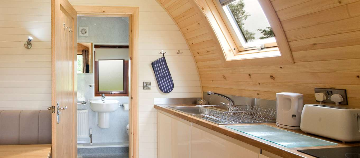 Ensuite Glamping Pods And Camping Pods In The Uk
