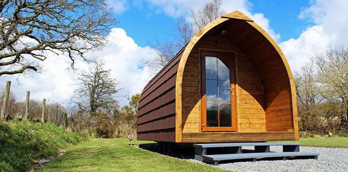 Glamping Pods And Camping Pods In South Wales
