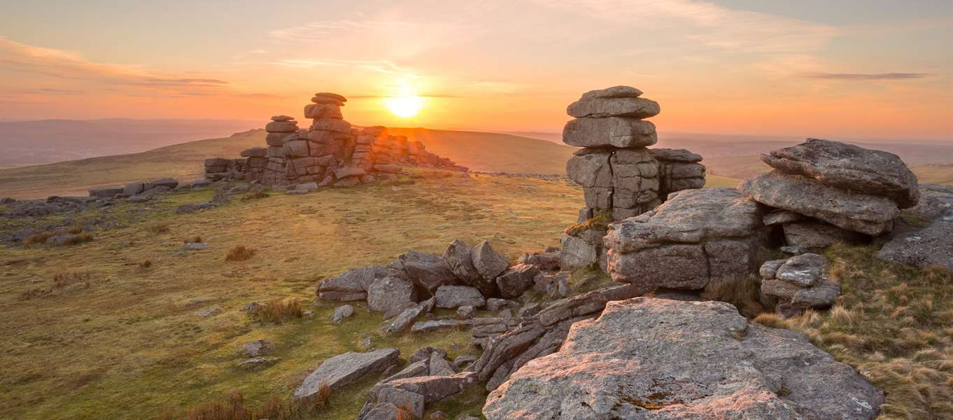 Glamping And Camping Pods On Dartmoor The Park S Top Pods