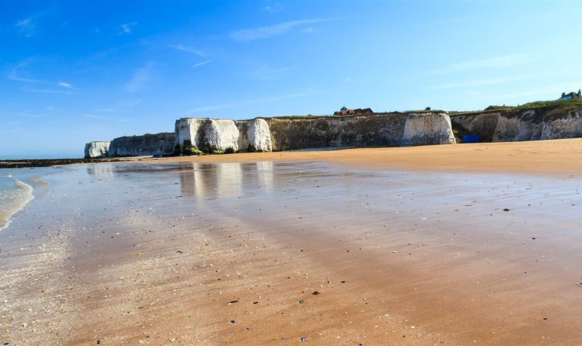 The Best Sandy Beaches In Kent