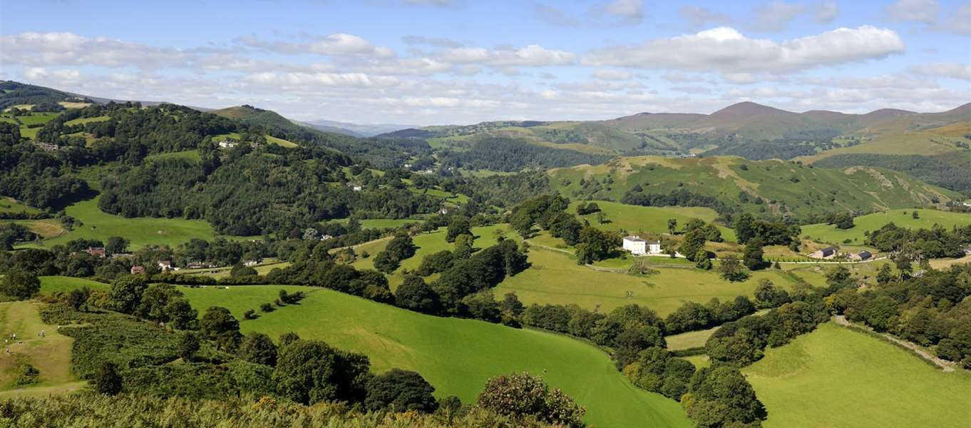 Campsites In Denbighshire