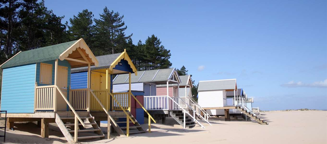 Wells Next The Sea Campsites Best Camping In Wells Next