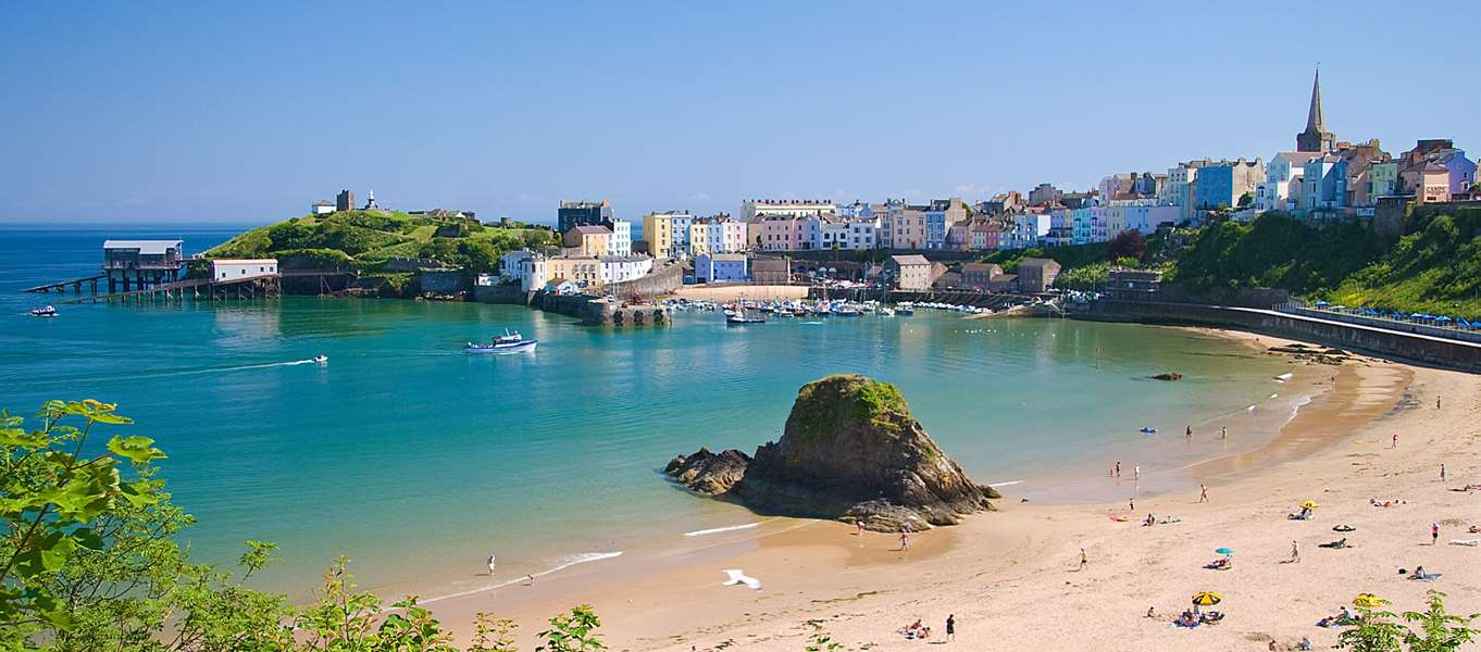 Tenby Campsites Best Camping In Tenby Pembrokeshire