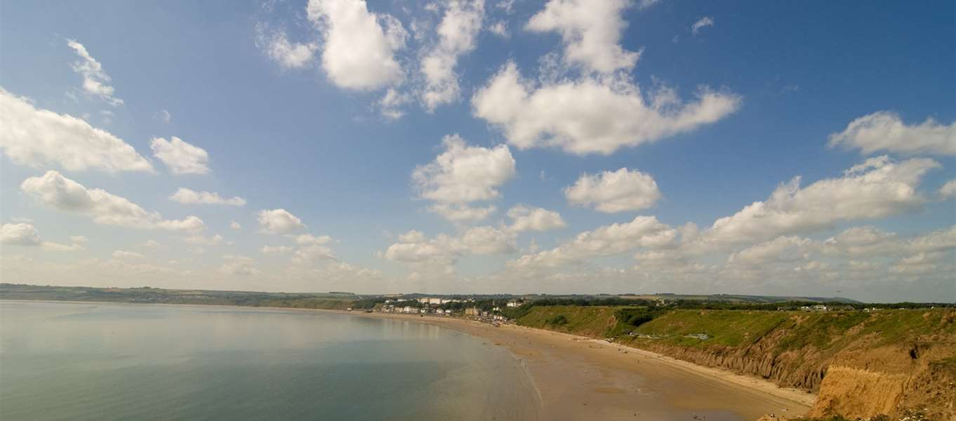 Filey Campsites Best Sites For Camping In Filey Yorkshire