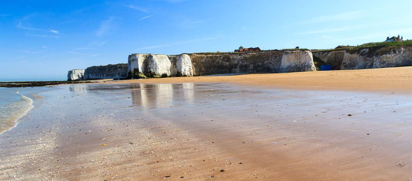 Broadstairs campsites best sites for camping in for Fishing jobs near me