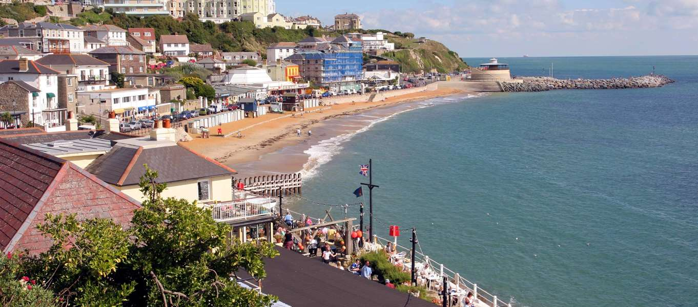 Ventnor Campsites Best Camping In Ventnor Isle Of Wight